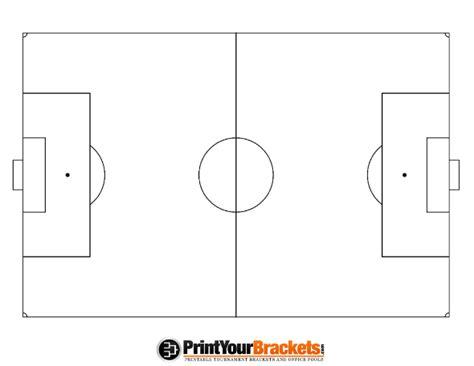 printable soccer field diagram