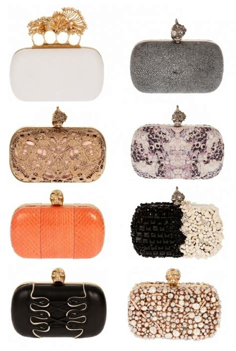 Mcqueen Safety Pin Purse by Fashion Or Beautiful Mcqueen Clutches Bag