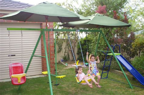 swing set shade scored swingset for kids need shade miata turbo