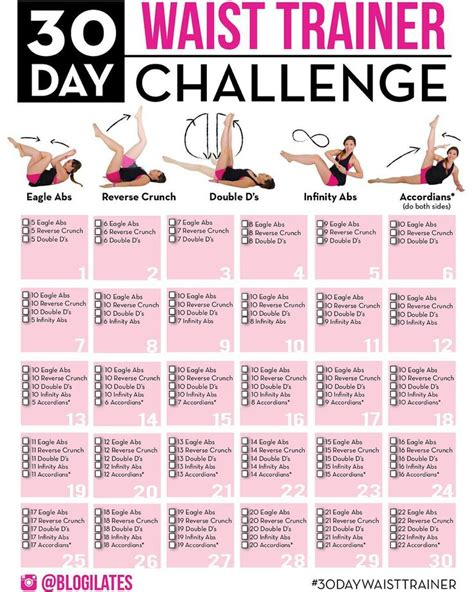 pilates 30 day challenge 25 best ideas about pop pilates on time
