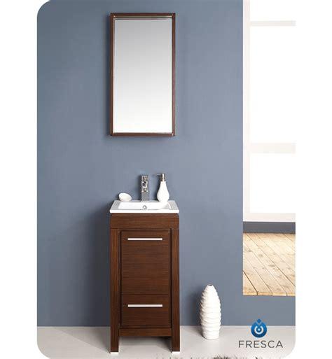 wenge bathroom mirror 16 fresca allier wenge brown fvn8118wg small modern