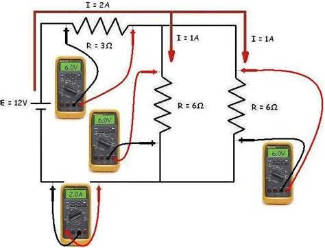 ohm s series parallel circuits calculation