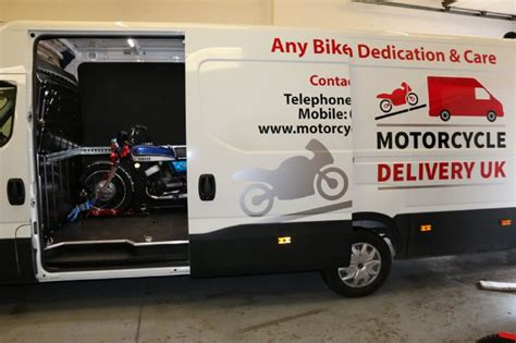Motorrad Transport Transporter by Motorcycle Delivery Uk Vehicle Transporter In Goldthorpe