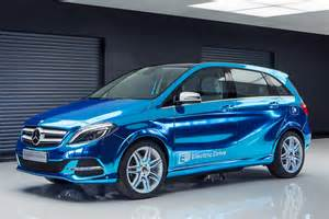 mercedes b class electric drive you still can t buy