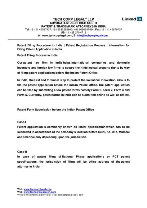 Agreement Of Services Template filing patent application in india patent filing services