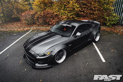 Liberty Walk Ford Mustang by Liberty Walk Ford Mustang Gt Fast Car