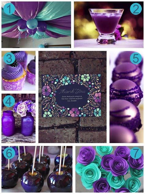 Colors For Baby Shower by 7 Stunning Ideas For A Purple Baby Shower Stuff To Try