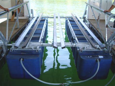 tritoon boat lift classic model tritoon lift boat floater of oklahoma