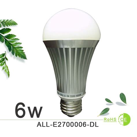 6w E27 Led Globe Bulb Light China E27 Led Bulb 6w Led E27 Led Light Bulb