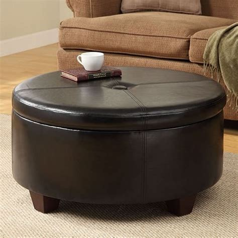 large round storage ottoman 5 best large round ottoman choose the best for yourself