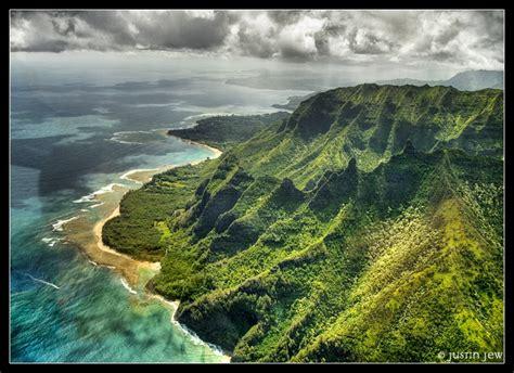 kauai landscape by chimpyjay on deviantart