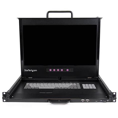 hd console 1080p kvm console dual rail rackmount kvm consoles