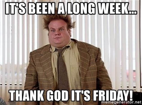 Thank God Its Friday Memes - it s been a long week thank god it s friday tommy