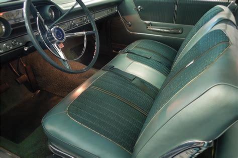 1964 Galaxie Interior by 1964 Ford Galaxie 500 198809