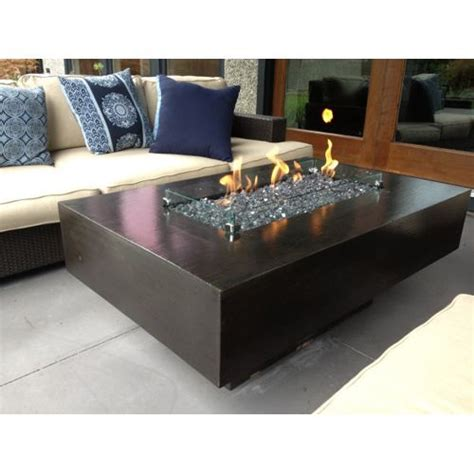 propane table glass 43 best images about pits and tables on