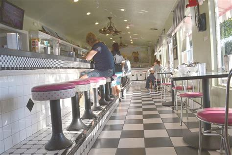 Modern Interior Design Blogs dewar s ice cream parlor photograph by bob rowell