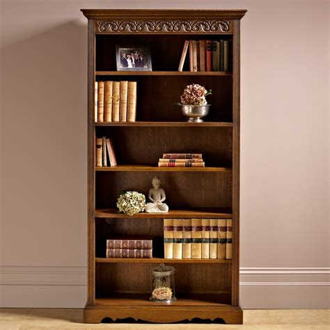 Wood Bros. Bookcase   Choice Furniture