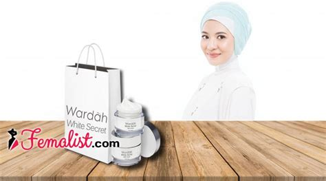 Harga Wardah White Secret Series femalist tips wanita tutorial fashion kecantikan