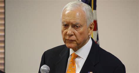 alex jones to retire utah senator orrin hatch to retire at end of year 187 alex