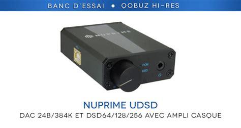 Lu Sein Standard 250 Fi nuprime udsd un petit dac portable avec les capacit 233 s d