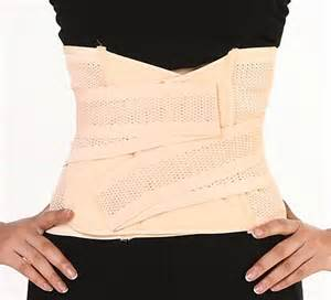 c section support belt postpartum support recovery belt pregnancy tummy c section