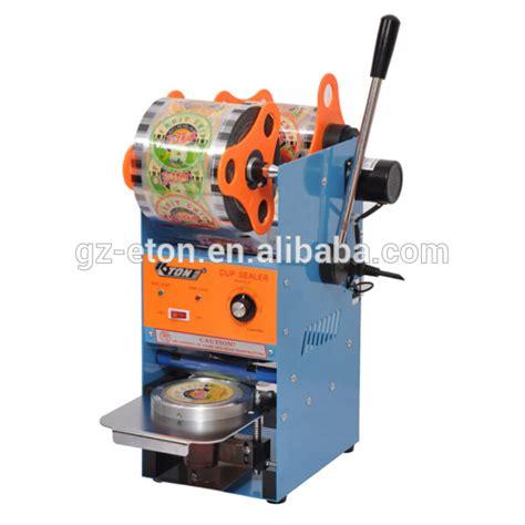 Cup Sealer Eton Et D 8 eton et d8 manual cup sealer machine buy manual cup