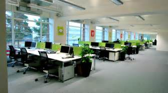 advantages and disadvantages of open space offices