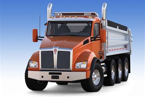 kenworth fleet trucks for kenworth launches new t880 vocational truck top news