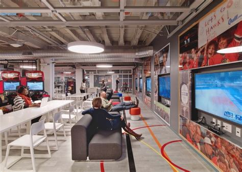 Motorola Corporate Office by Motorola Mobility Offices By Gensler Chicago Illinois