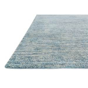 Light Blue Area Rug Serena Knotted Light Blue Area Rug Wayfair