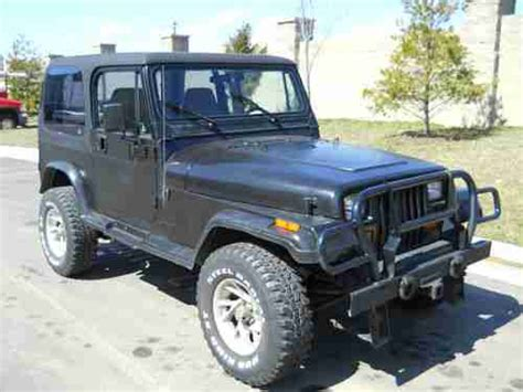 1995 Jeep Wrangler Service Manual Purchase Used 1995 Jeep Wrangler S 4x4 Sport Utility 2