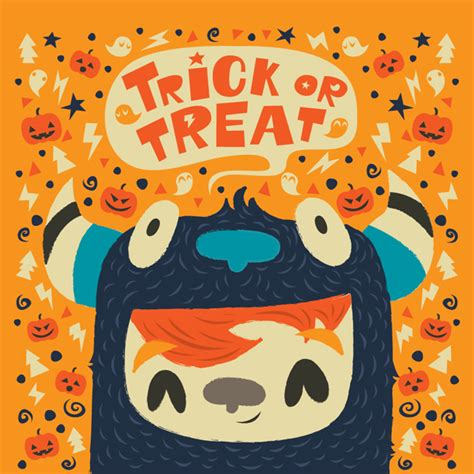 tutorial illustrator halloween use stroke textures to enhance a halloween illustration in