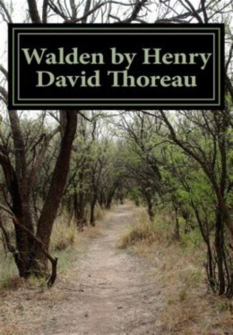 walden children s books walden by henry david thoreau by henry david thoreau