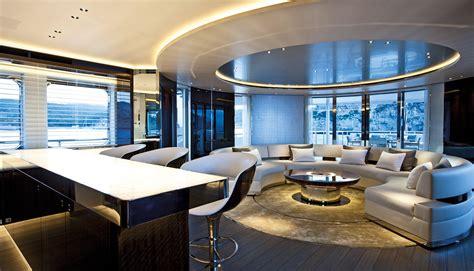 Interior Design by Interior Design Heesen Yachts