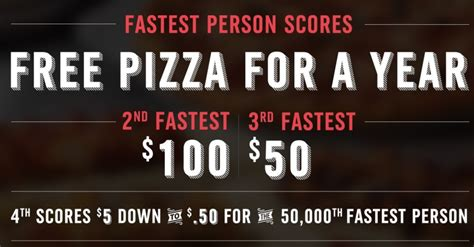 Gift Card Spread Promo Code - hot free domino s pizza gift cards first 50 000 super coupon lady