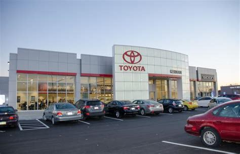 Columbus Toyota Germain Toyota Of Columbus Columbus Oh 43232 Car