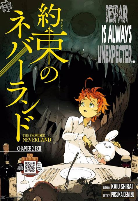 the promised neverland vol 2 the promised neverland