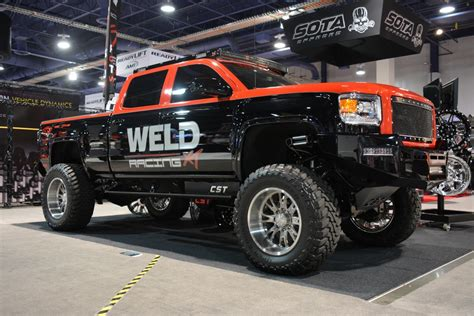 Wheels Line Truck Bangshift Weld Racing Xt