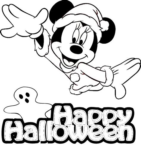 halloween coloring pages mickey disney mickey minnie halloween coloring pages coloring pages