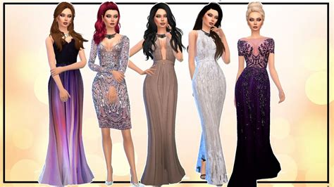 Dress Cc formal dresses cc list