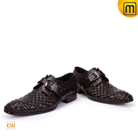 mens handmade pointed toe dress shoes cw761189