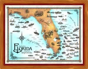 treasure map florida east coast