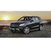 Mercedes ML250 &171 DriveTestTV