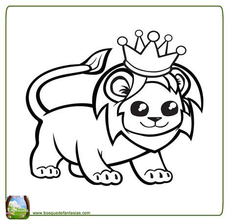 imagenes de leones kawaii 99 dibujos de leones 174 im 225 genes de leones para colorear
