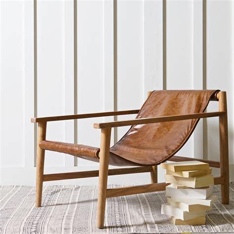 Leather Armchair Design Ideas Leather Sling Chair Leather Sling Chairs Images 100 Sling Ottoman Cub Chair U0026 Ottoman