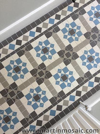 victorian mosaic floor tiles hallway martin mosaic
