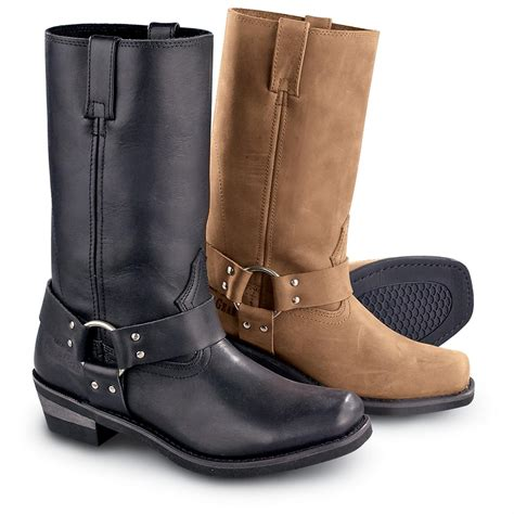 mens harness boots sale s guide gear 174 road dawg harness boots 104328