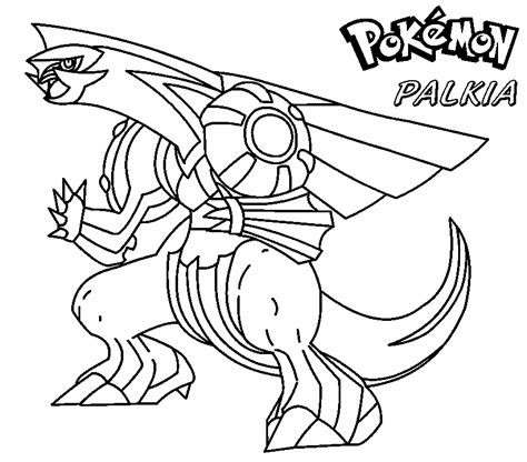 free coloring pages of legendary pokemon