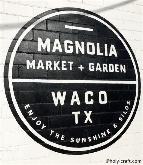 5 things to know before you visit Magnolia Market   Rachel Teodoro