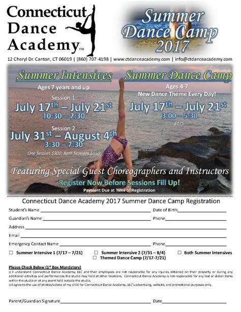 Uconn Summer 2017 Mba Clas Schedule by Summer C Connecticut Academy